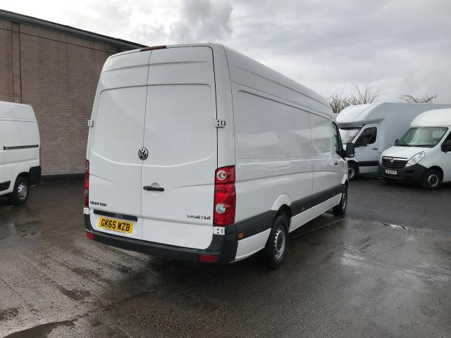 2015 Volkswagen Crafter  CR35 LWB HIGH ROOF 2.0TDI 136PS EURO 5 (GK65WZB) Image 8