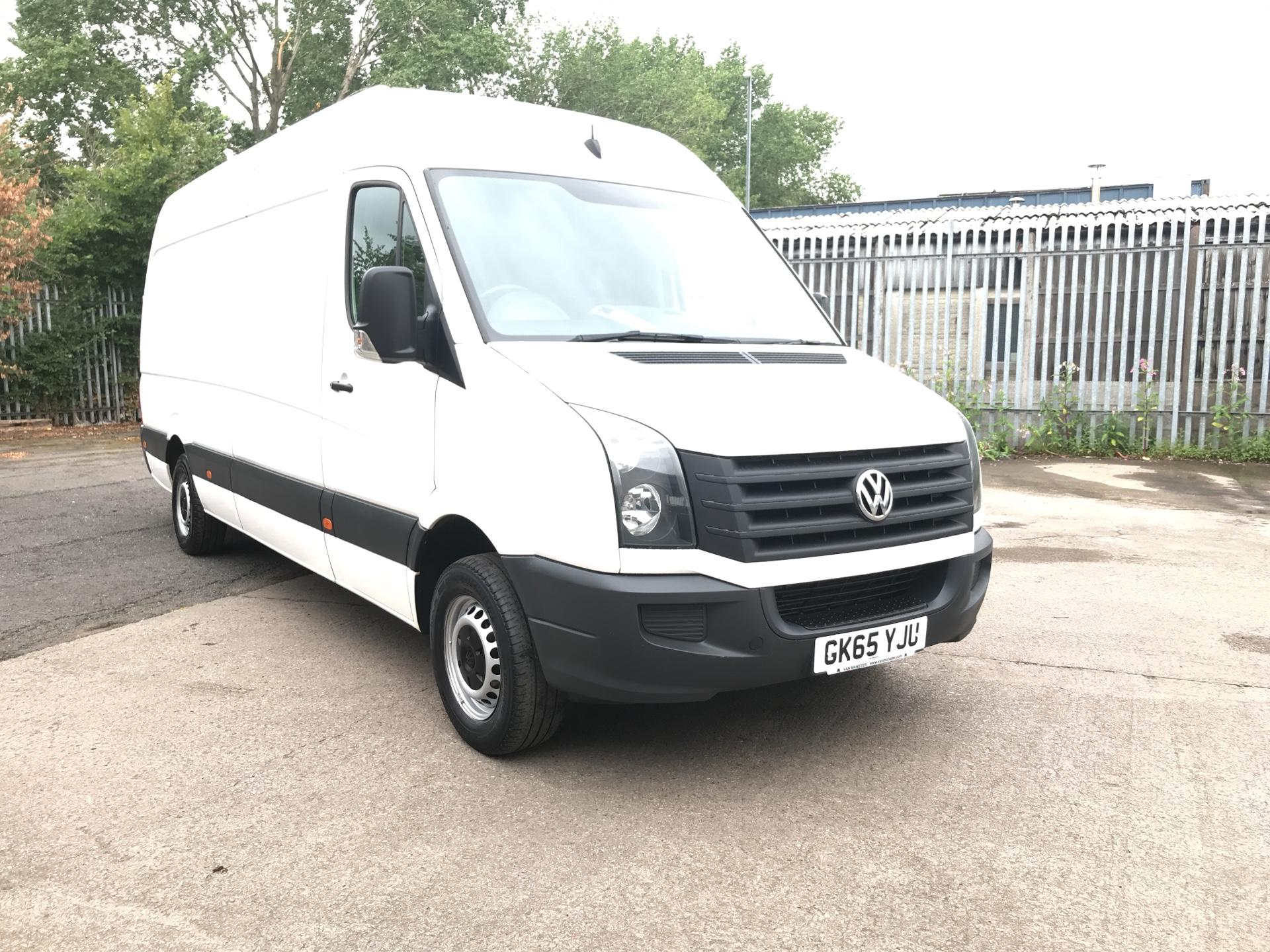 2015 Volkswagen Crafter  CR35 LWB 2.0 TDI 136PS HIGH ROOF EURO 5 (GK65YJU)