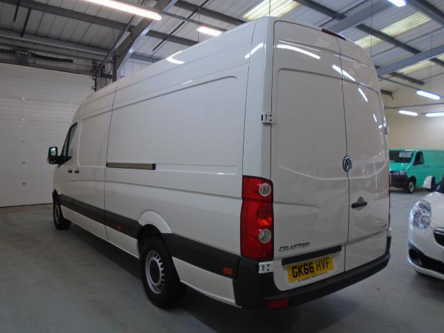 2016 Volkswagen Crafter  CR35 LWB 2.0 TDI 136PS HIGH ROOF EURO 5 (GK66HVF) Thumbnail 8
