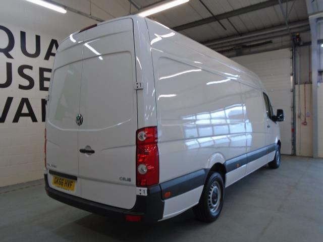 2016 Volkswagen Crafter  CR35 LWB 2.0 TDI 136PS HIGH ROOF EURO 5 (GK66HVF) Thumbnail 11