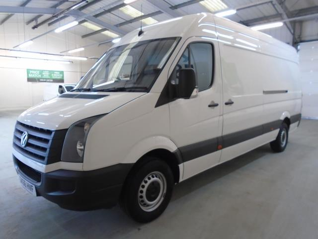 2016 Volkswagen Crafter  CR35 LWB 2.0 TDI 136PS HIGH ROOF EURO 5 (GK66HVF) Thumbnail 3