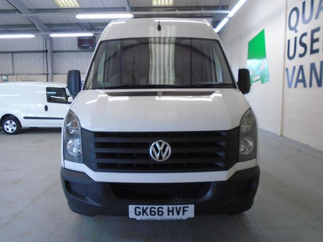 2016 Volkswagen Crafter  CR35 LWB 2.0 TDI 136PS HIGH ROOF EURO 5 (GK66HVF) Thumbnail 2