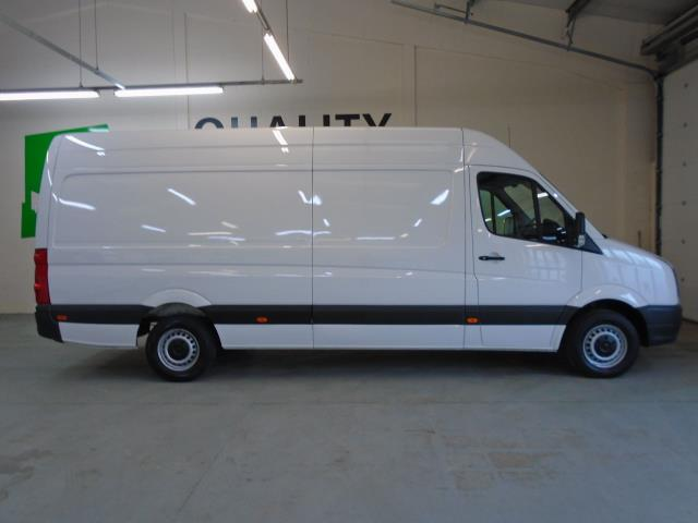 2016 Volkswagen Crafter  CR35 LWB 2.0 TDI 136PS HIGH ROOF EURO 5 (GK66HVF) Thumbnail 12