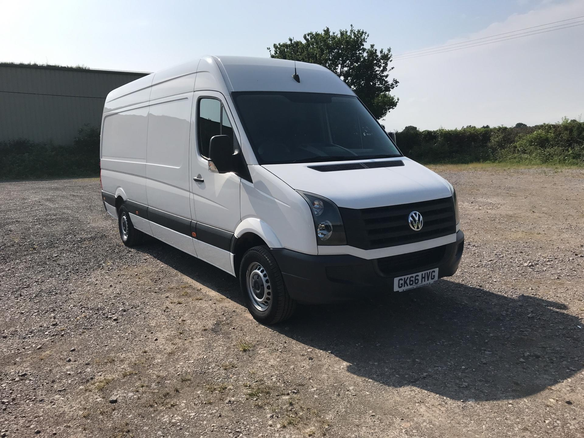 2016 Volkswagen Crafter 2.0 Tdi 136Ps High Roof Van (GK66HVG)