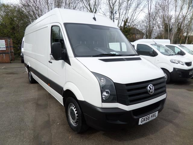 2016 Volkswagen Crafter CR35 LWB 136ps 3.5T High Roof EURO 6 (GK66HVL)