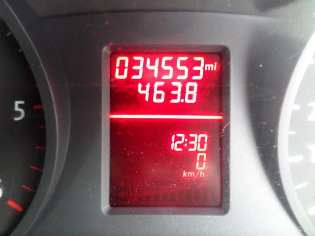 2016 Volkswagen Crafter CR35 LWB 136ps 3.5T High Roof EURO 6 (GK66HVL) Image 11