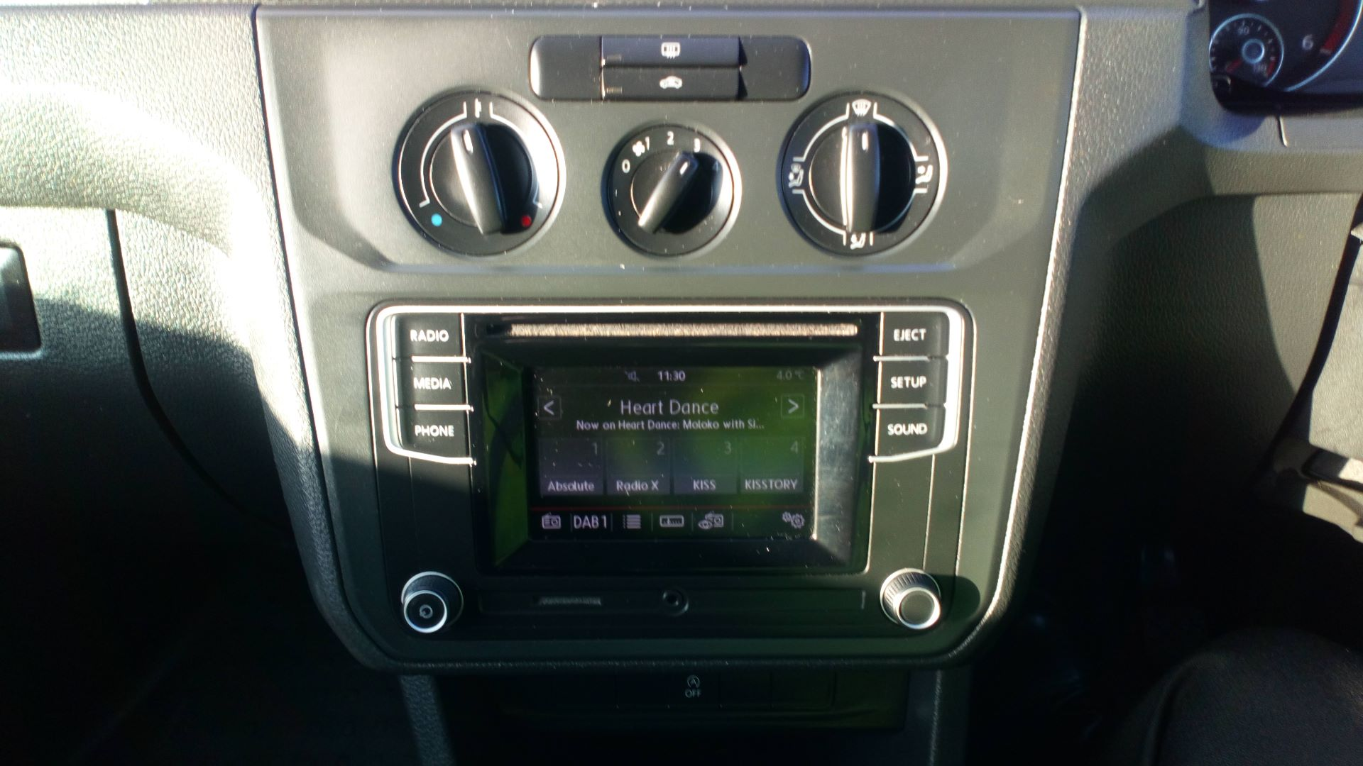2016 Volkswagen Caddy 2.0 Tdi Bluemotion Tech 102Ps Startline Van (GK66MVN) Image 14