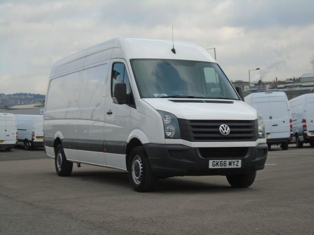 2016 Volkswagen Crafter CR35 LWB 2.0 TDI 136PS HIGH ROOF EURO 5 (GK66MYZ)