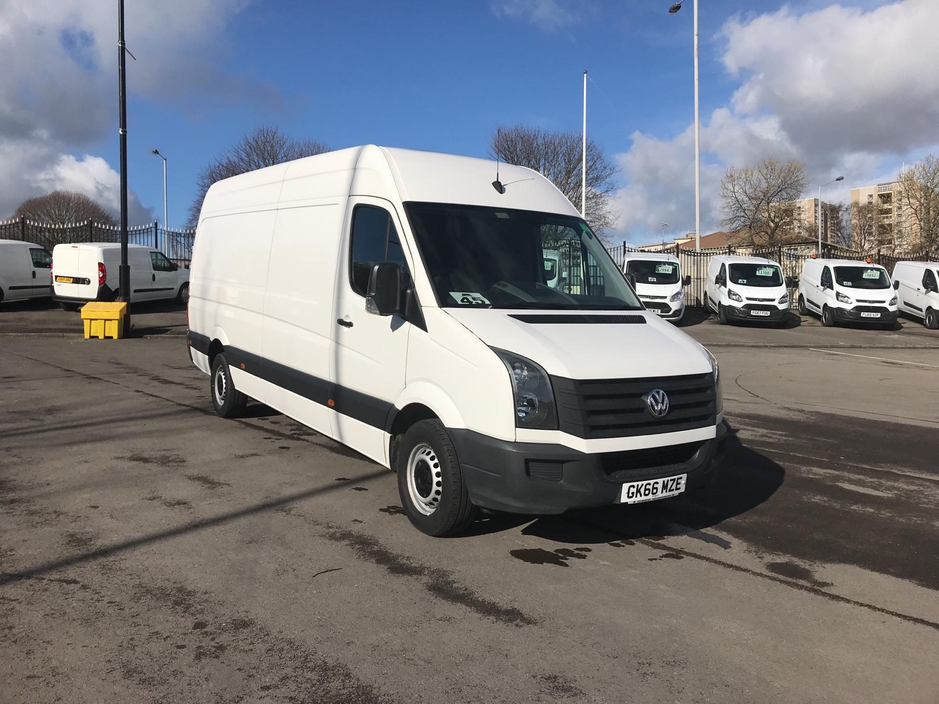 2016 Volkswagen Crafter 2.0 Tdi 136Ps High Roof Van (GK66MZE)