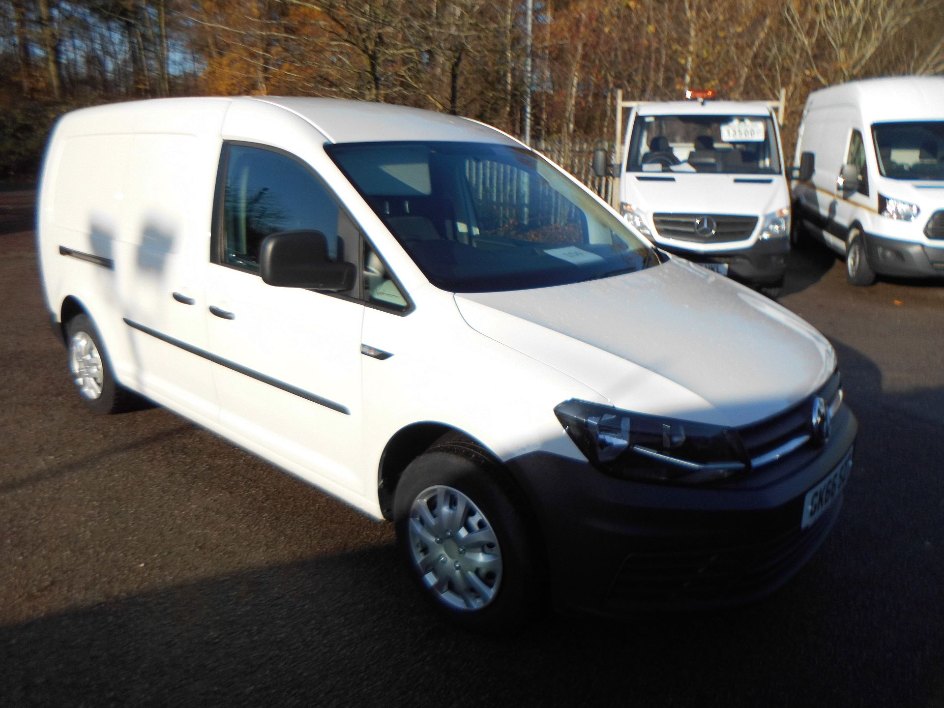 2016 Volkswagen Caddy Maxi  2.0 102PS BLUEMOTION TECH 102 STARTLINE EURO 6 (GK66SZT)