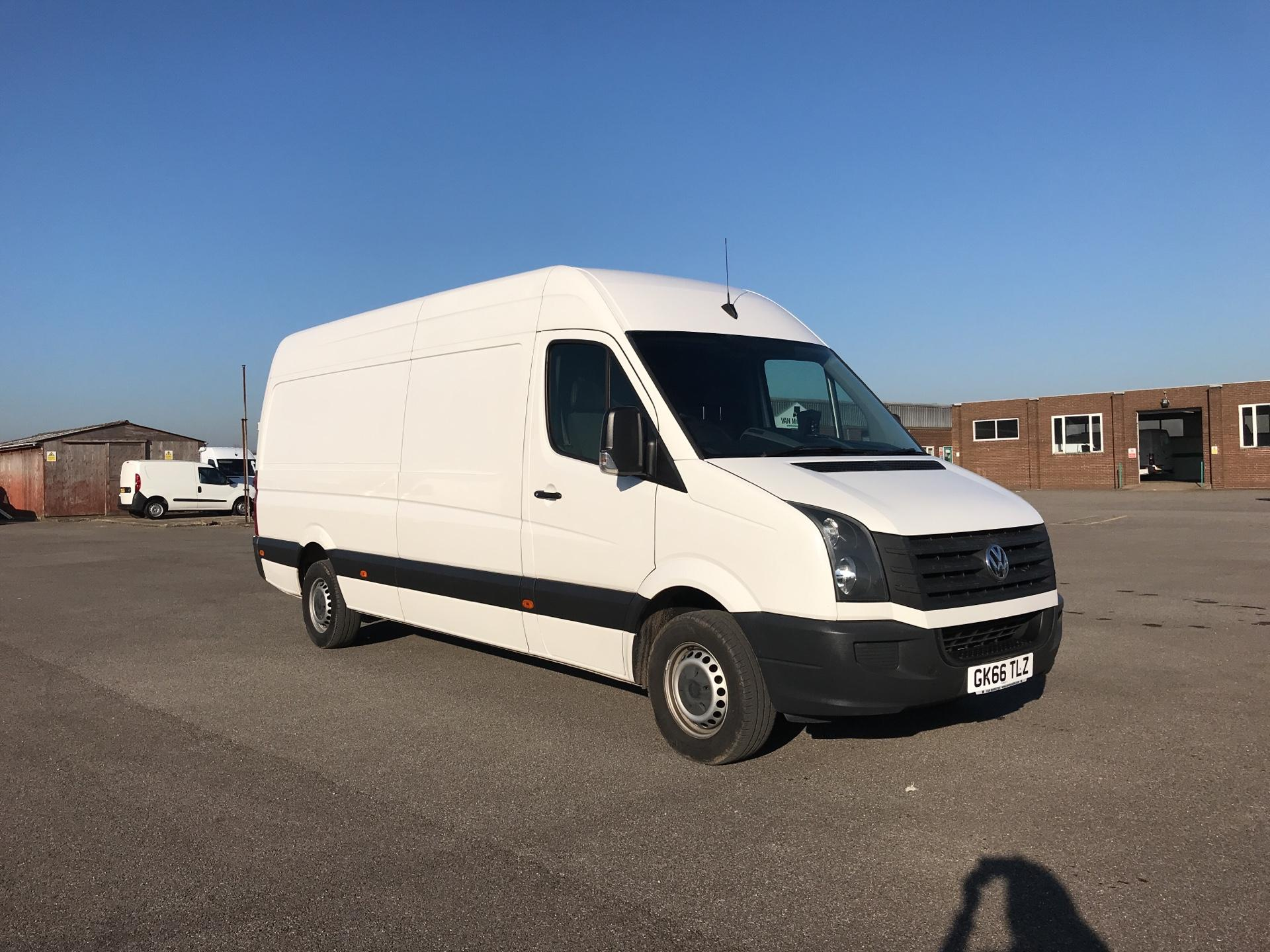 2016 Volkswagen Crafter CR35 LWB 2.0 TDI 136PS HIGH ROOF  (GK66TLZ)