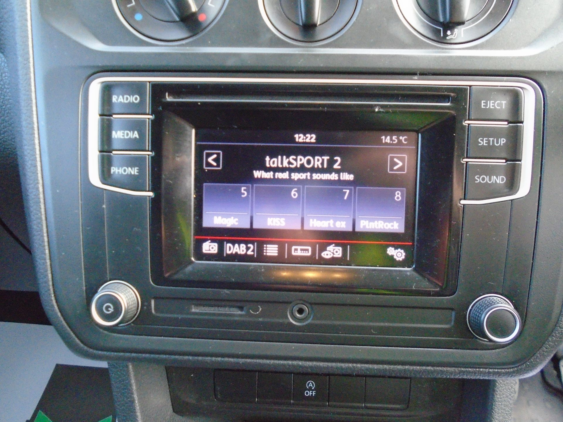 2016 Volkswagen Caddy 2.0 Tdi Bluemotion Tech 102Ps Startline Van (GK66XFR) Image 21
