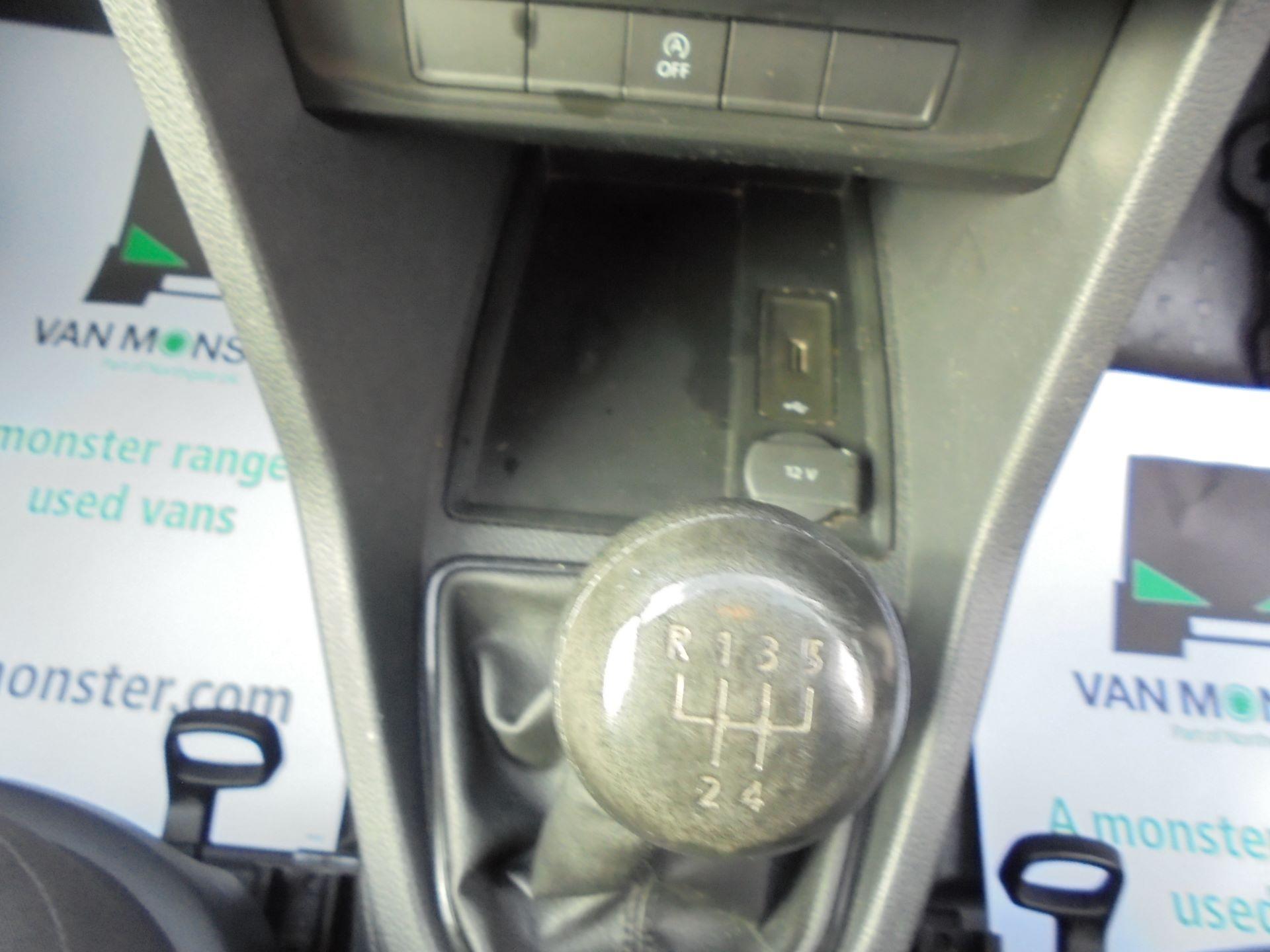 2016 Volkswagen Caddy  2.0 102PS BLUEMOTION TECH 102 STARTLINE EURO 6 (GK66YCW) Image 41