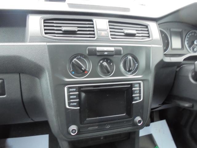 2016 Volkswagen Caddy  2.0 102PS BLUEMOTION TECH 102 STARTLINE EURO 6 (GK66YCW) Image 17