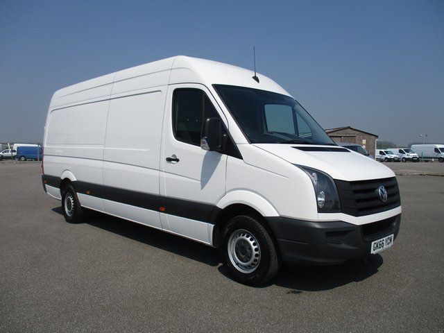 2016 Volkswagen Crafter CR35 LWB 2.0 TDI 136PS HIGH ROOF STARTLINE VAN  (GK66YDM)