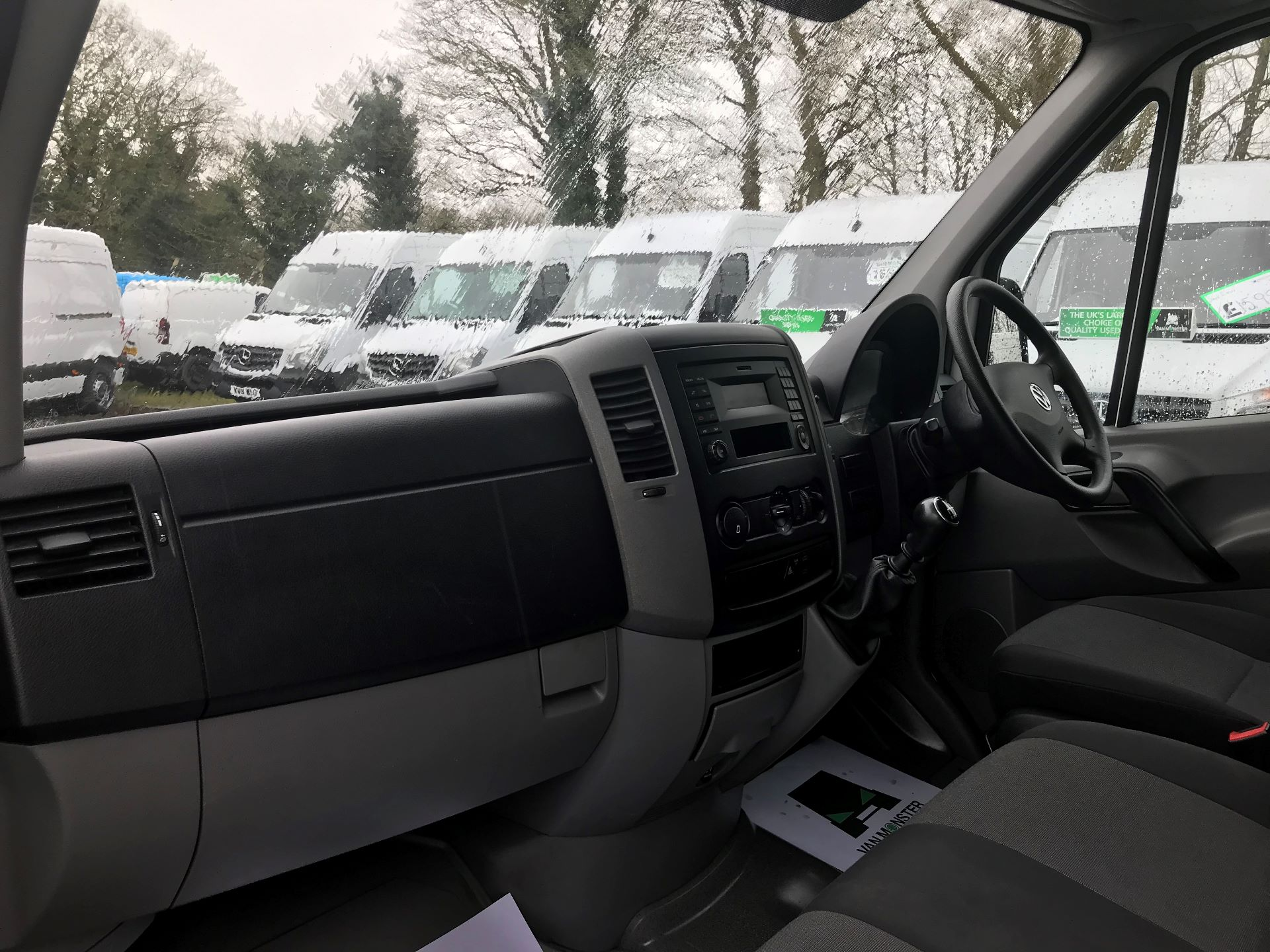 2016 Volkswagen Crafter  CR35 LWB 2.0 TDI 136PS HIGH ROOF EURO 5 (GK66YDP) Image 16
