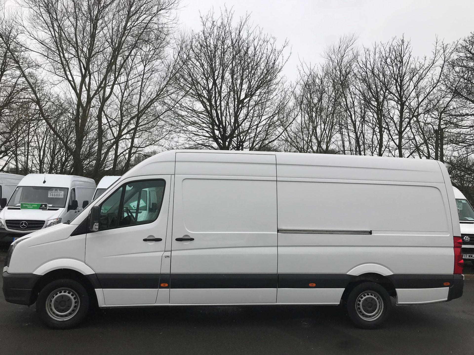 2016 Volkswagen Crafter  CR35 LWB 2.0 TDI 136PS HIGH ROOF EURO 5 (GK66YDP) Image 4
