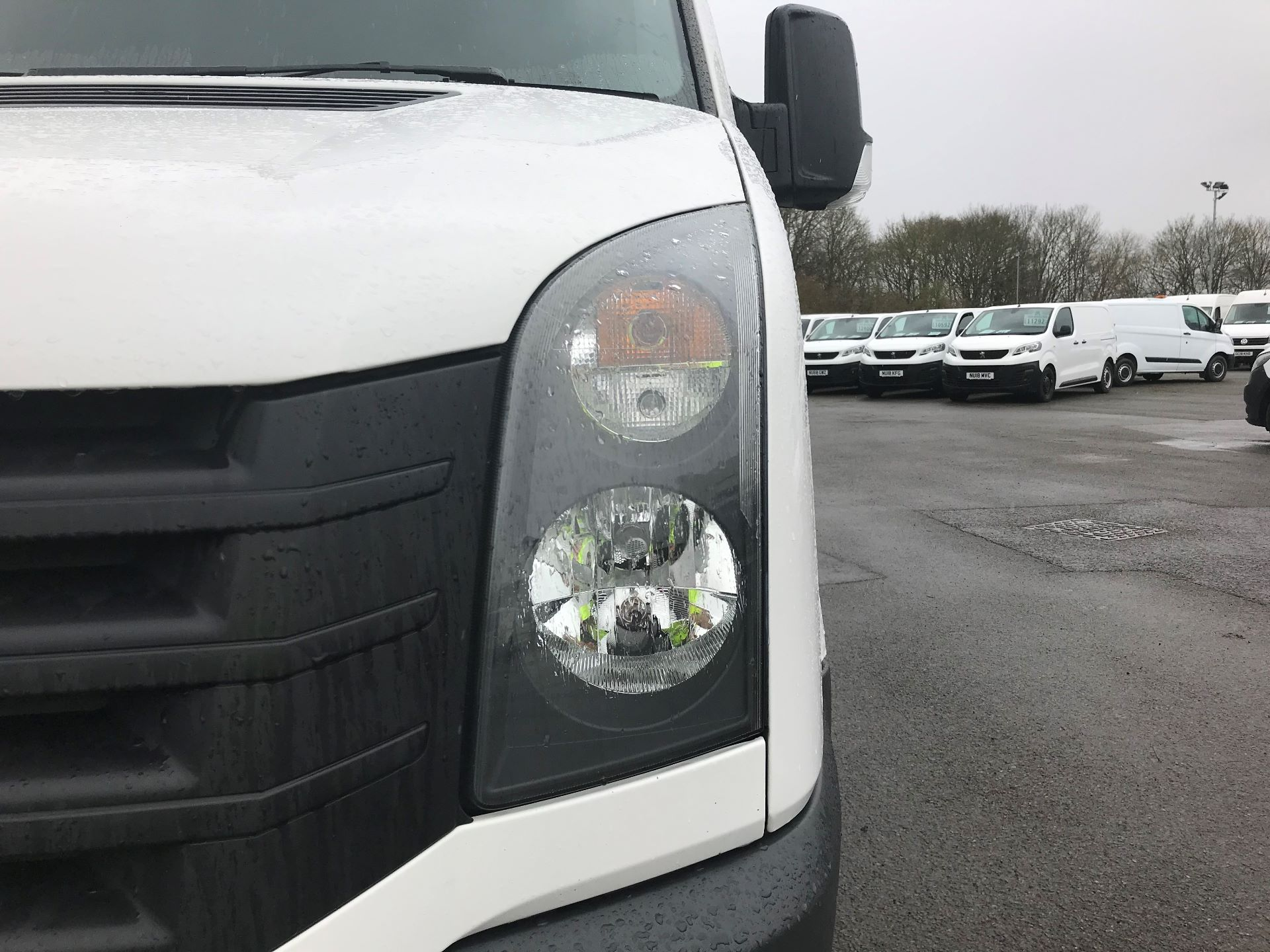 2016 Volkswagen Crafter  CR35 LWB 2.0 TDI 136PS HIGH ROOF EURO 5 (GK66YDP) Image 12