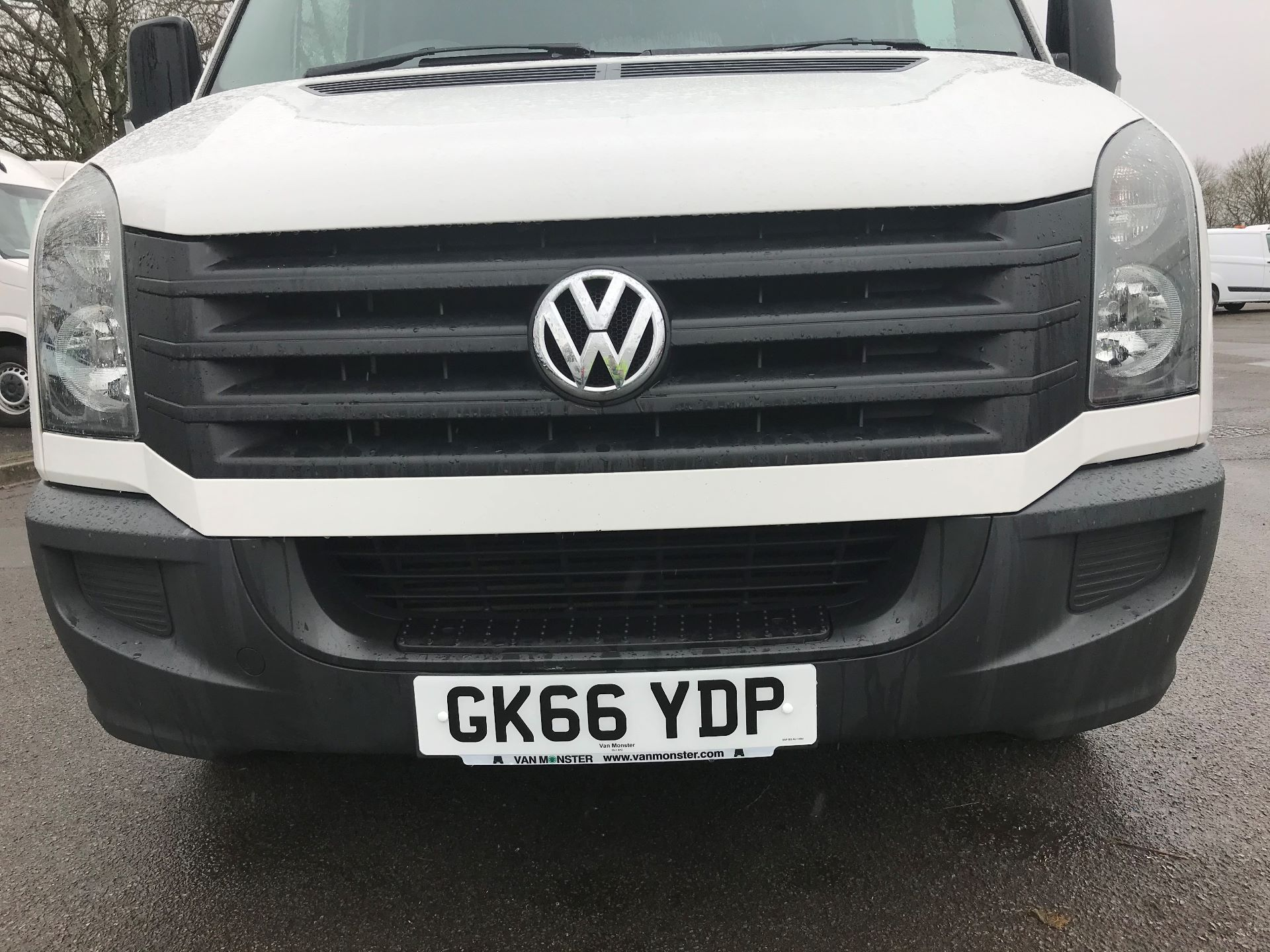 2016 Volkswagen Crafter  CR35 LWB 2.0 TDI 136PS HIGH ROOF EURO 5 (GK66YDP) Image 11