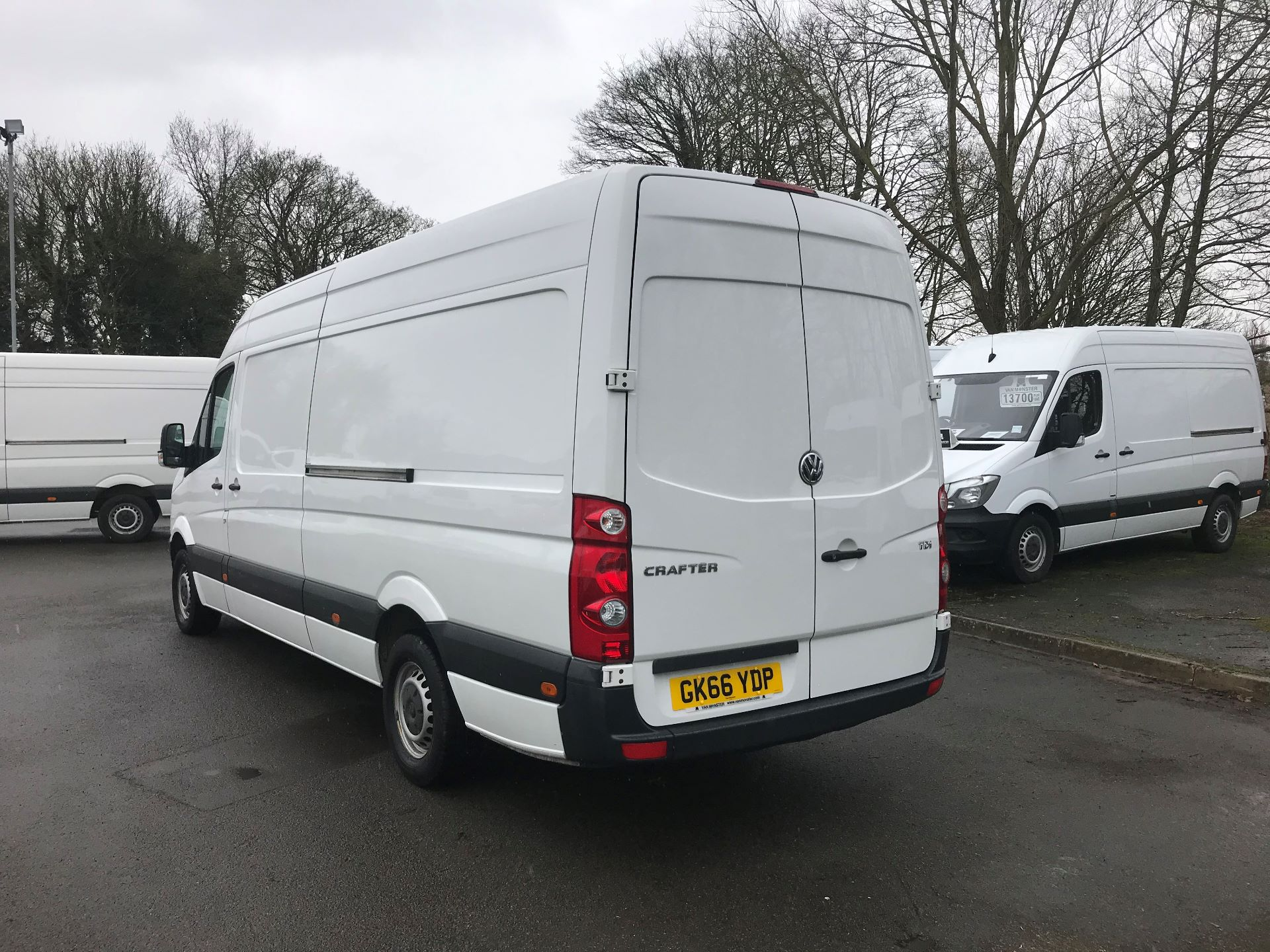 2016 Volkswagen Crafter  CR35 LWB 2.0 TDI 136PS HIGH ROOF EURO 5 (GK66YDP) Image 6