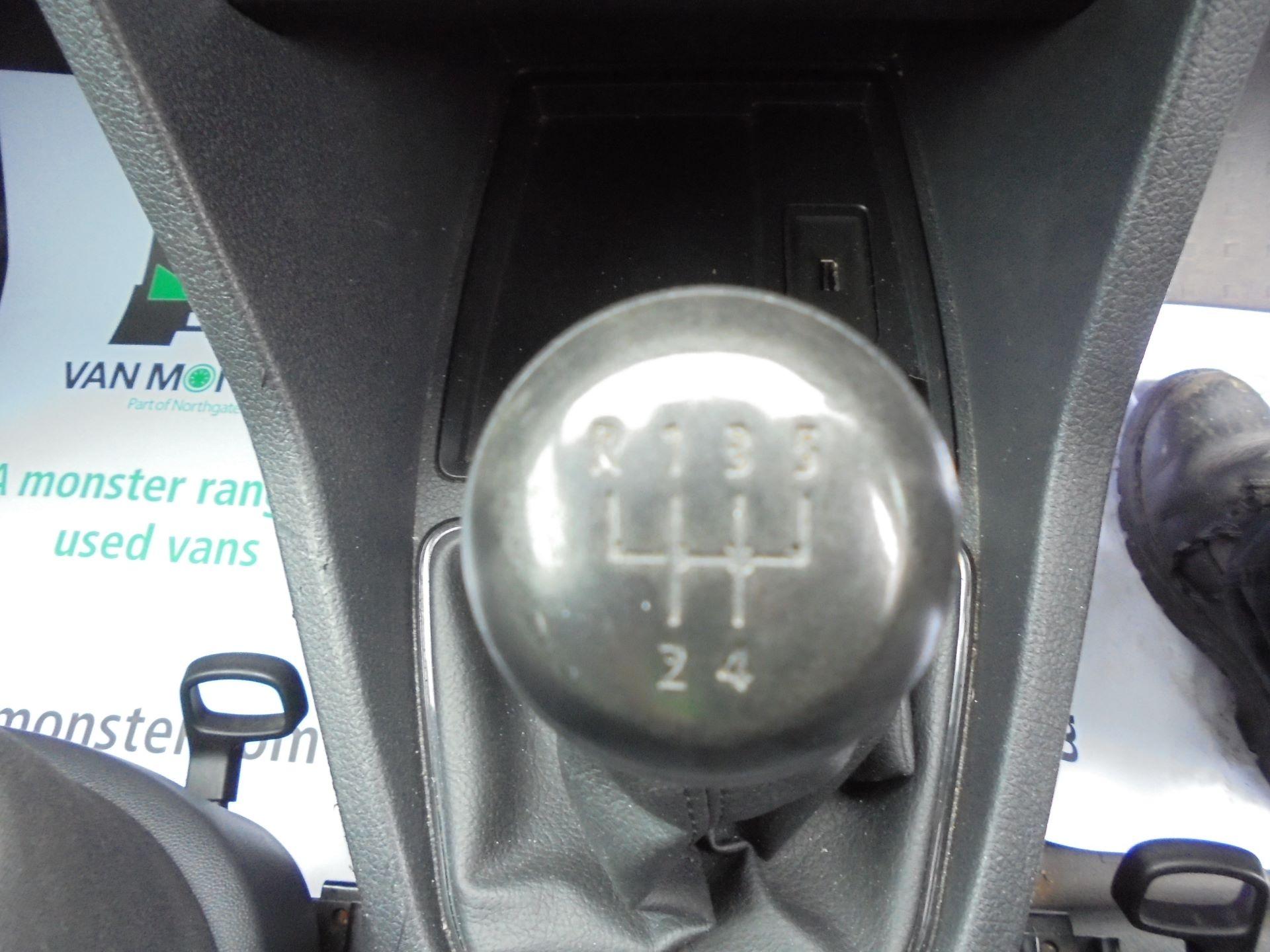 2016 Volkswagen Caddy  2.0 102PS BLUEMOTION TECH 102 STARTLINE EURO 6 (GK66ZJV) Image 11