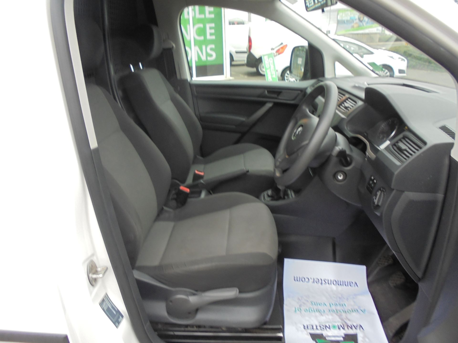 2016 Volkswagen Caddy  2.0 102PS BLUEMOTION TECH 102 STARTLINE EURO 6 (GK66ZJV) Image 9