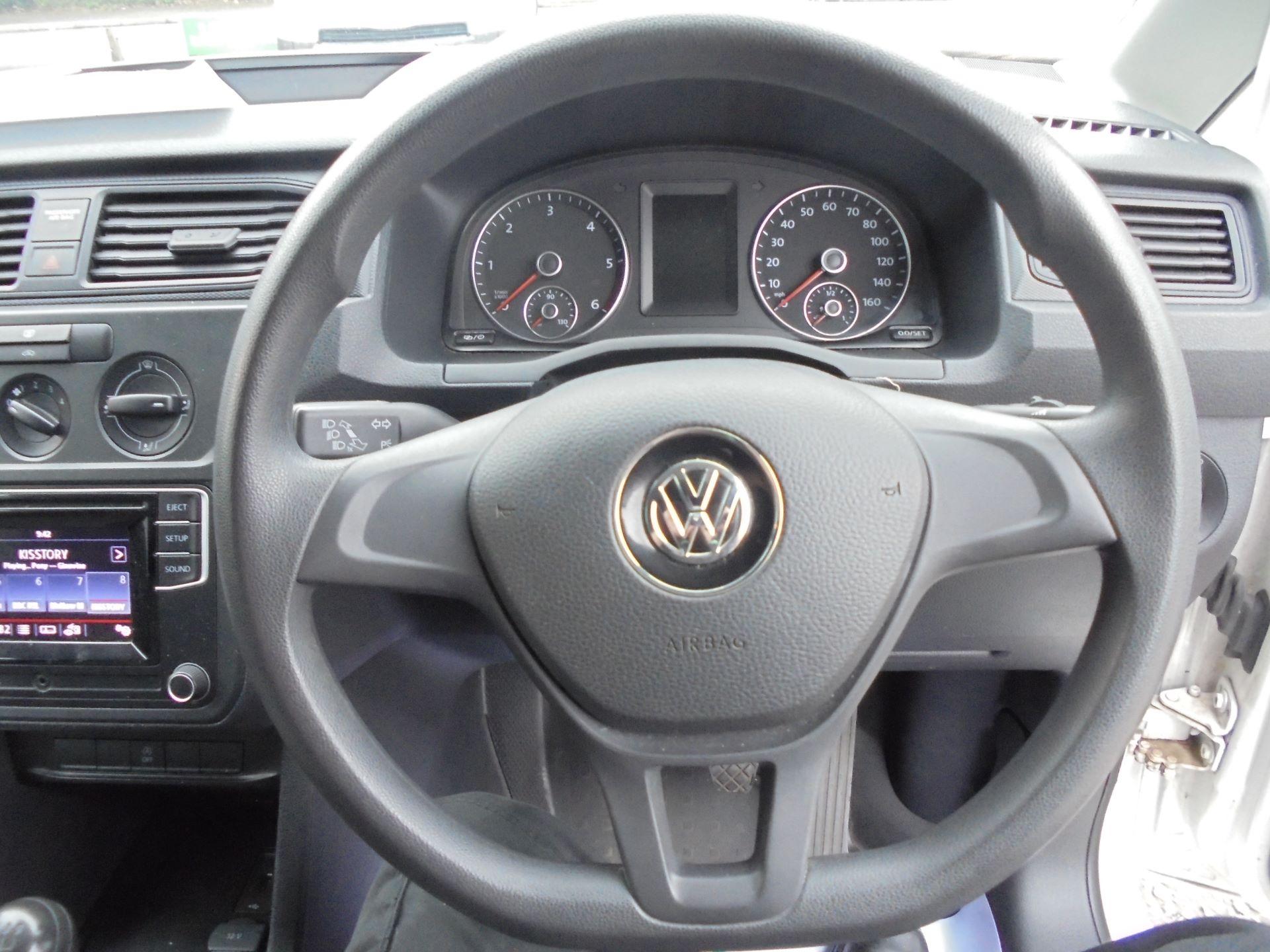 2016 Volkswagen Caddy  2.0 102PS BLUEMOTION TECH 102 STARTLINE EURO 6 (GK66ZJV) Image 12