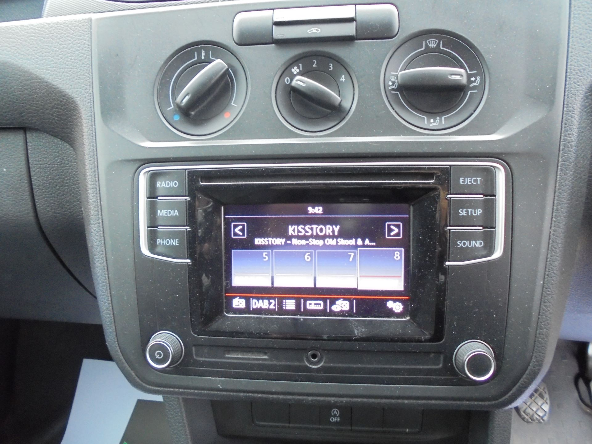 2016 Volkswagen Caddy  2.0 102PS BLUEMOTION TECH 102 STARTLINE EURO 6 (GK66ZJV) Image 10
