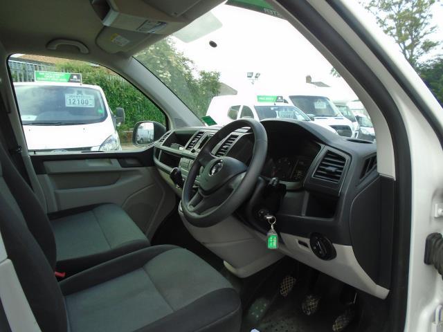 2016 Volkswagen Transporter 2.0 Tdi Bmt 102 Startline Van SWB (GK66ZLV) Image 16