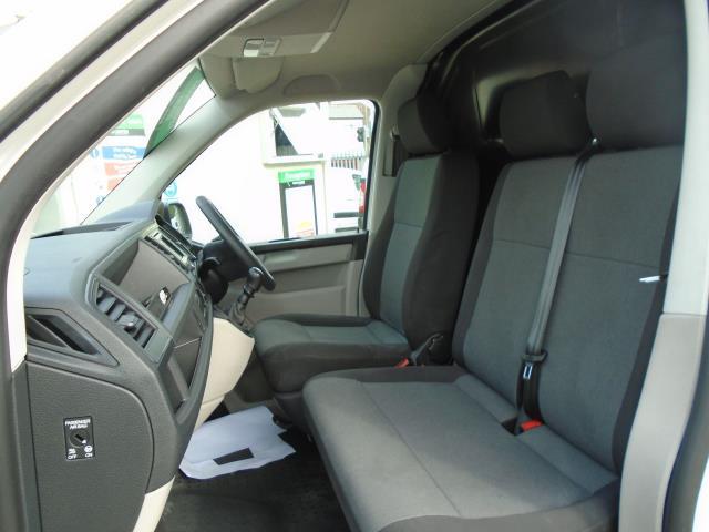 2016 Volkswagen Transporter 2.0 Tdi Bmt 102 Startline Van SWB (GK66ZLV) Image 15