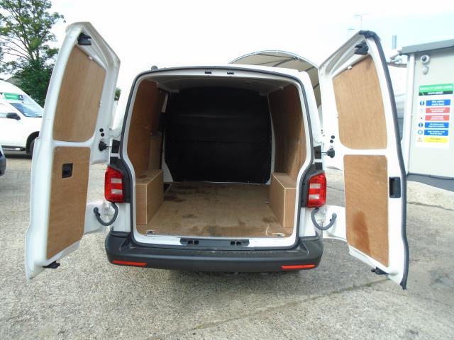2016 Volkswagen Transporter 2.0 Tdi Bmt 102 Startline Van SWB (GK66ZLV) Image 10