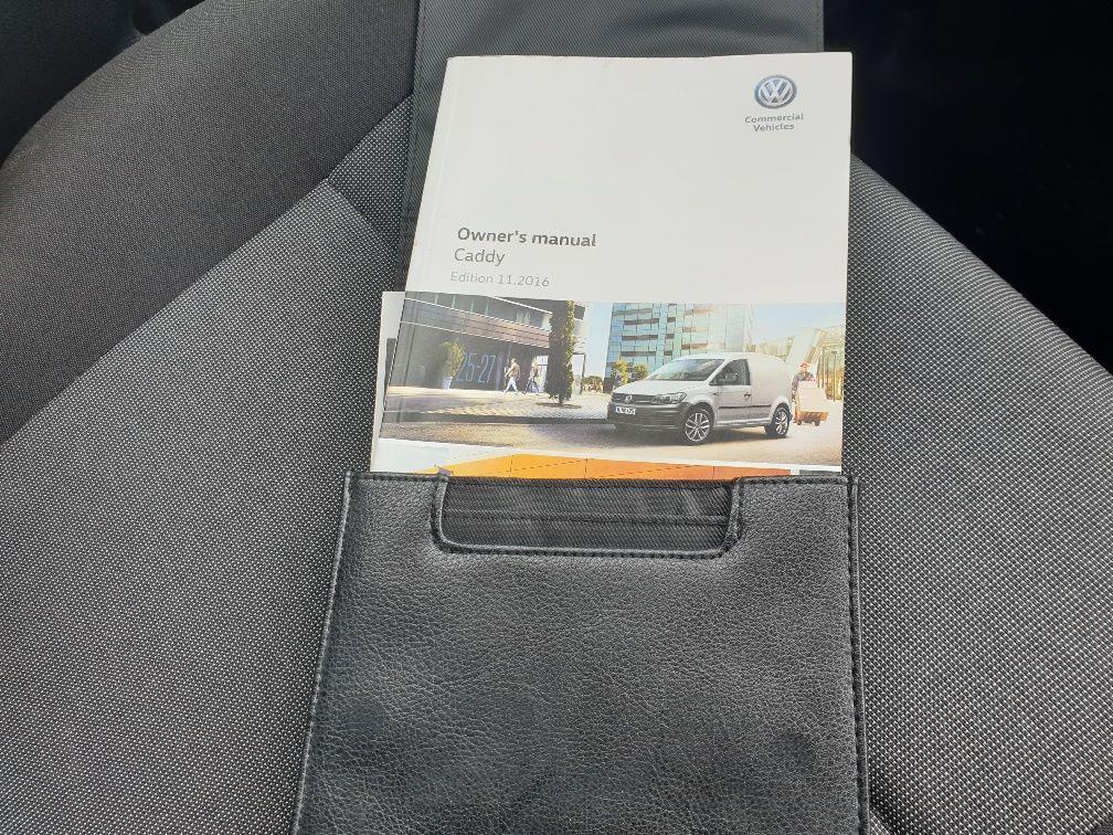 2017 Volkswagen Caddy  2.0 102PS BLUEMOTION TECH 102 STARTLINE EURO 6 (GK67SPZ) Image 22