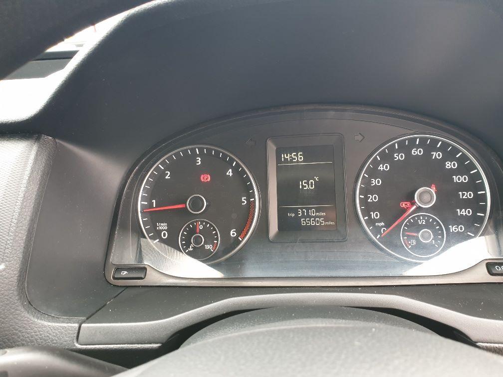 2017 Volkswagen Caddy  2.0 102PS BLUEMOTION TECH 102 STARTLINE EURO 6 (GK67SPZ) Image 17