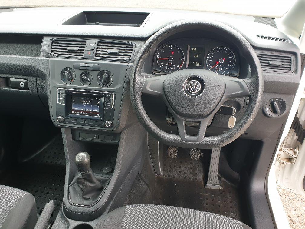2017 Volkswagen Caddy  2.0 102PS BLUEMOTION TECH 102 STARTLINE EURO 6 (GK67SPZ) Image 15
