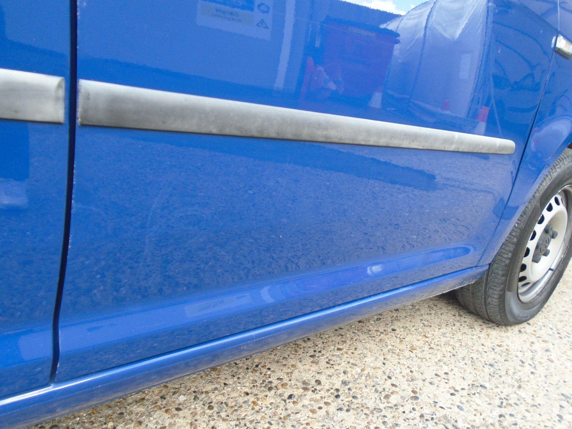 2017 Volkswagen Caddy 2.0 Tdi Bluemotion Tech 102Ps Startline Van (GK67STZ) Image 14