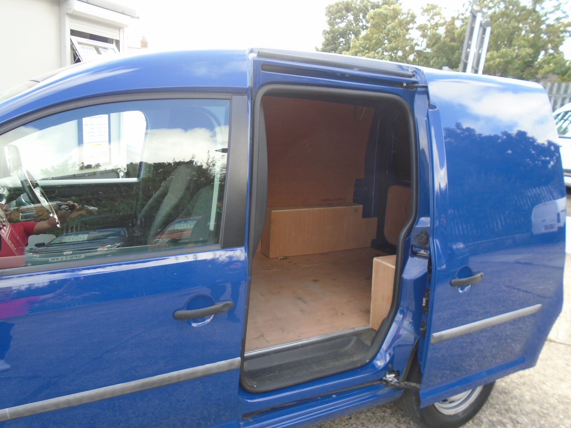 2017 Volkswagen Caddy 2.0 Tdi Bluemotion Tech 102Ps Startline Van (GK67STZ) Image 5