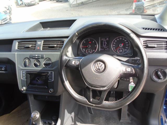 2017 Volkswagen Caddy 2.0 Tdi Bluemotion Tech 102Ps Startline Van (GK67SVA) Image 20