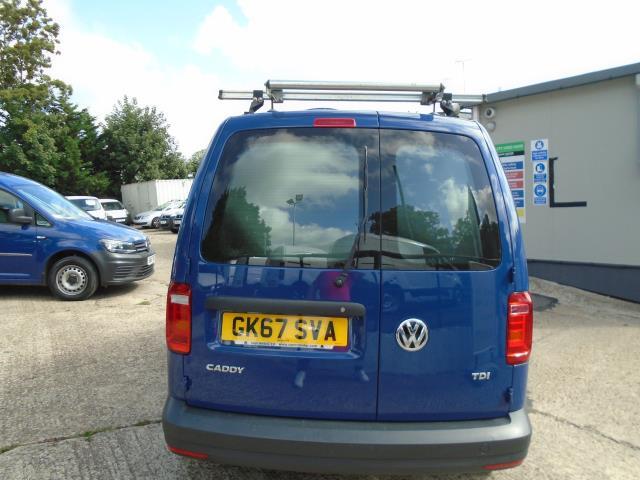 2017 Volkswagen Caddy 2.0 Tdi Bluemotion Tech 102Ps Startline Van (GK67SVA) Image 5