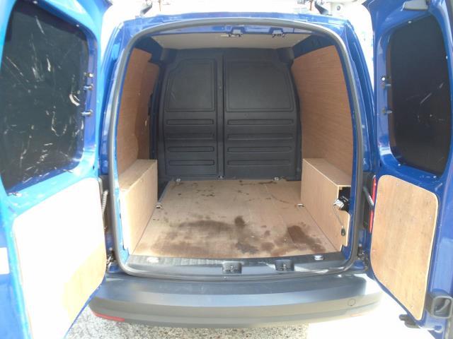 2017 Volkswagen Caddy 2.0 Tdi Bluemotion Tech 102Ps Startline Van (GK67SVA) Image 11