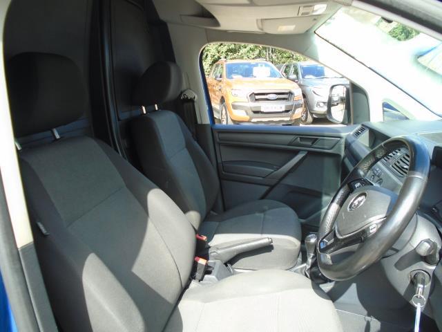 2017 Volkswagen Caddy 2.0 Tdi Bluemotion Tech 102Ps Startline Van (GK67SVA) Image 19