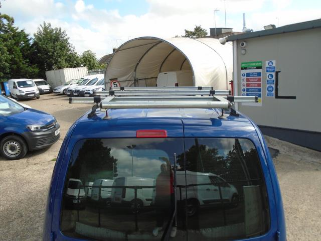 2017 Volkswagen Caddy 2.0 Tdi Bluemotion Tech 102Ps Startline Van (GK67SVA) Image 10