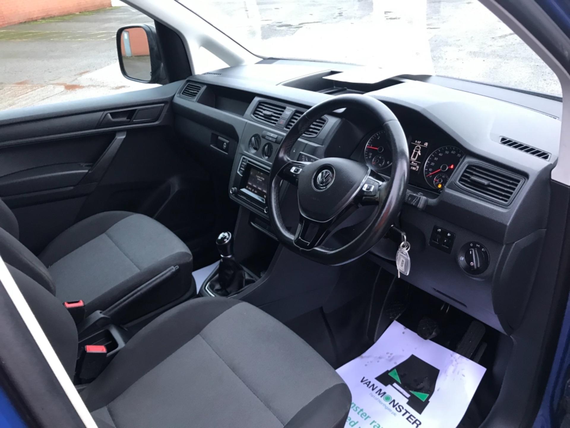 2017 Volkswagen Caddy 2.0 Tdi Bluemotion Tech 102Ps Startline Van EURO 6 (GK67SVE) Image 21