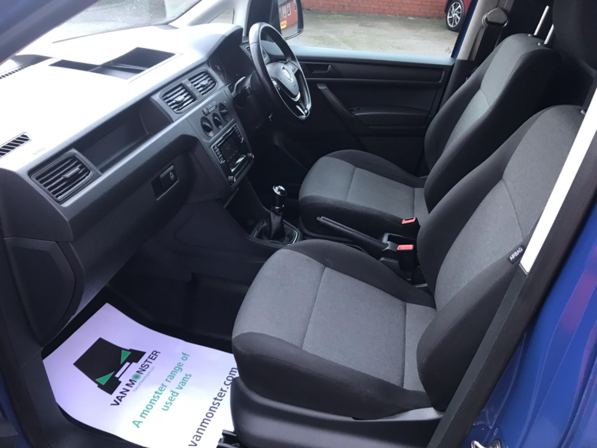 2017 Volkswagen Caddy 2.0 Tdi Bluemotion Tech 102Ps Startline Van EURO 6 (GK67SVE) Image 22