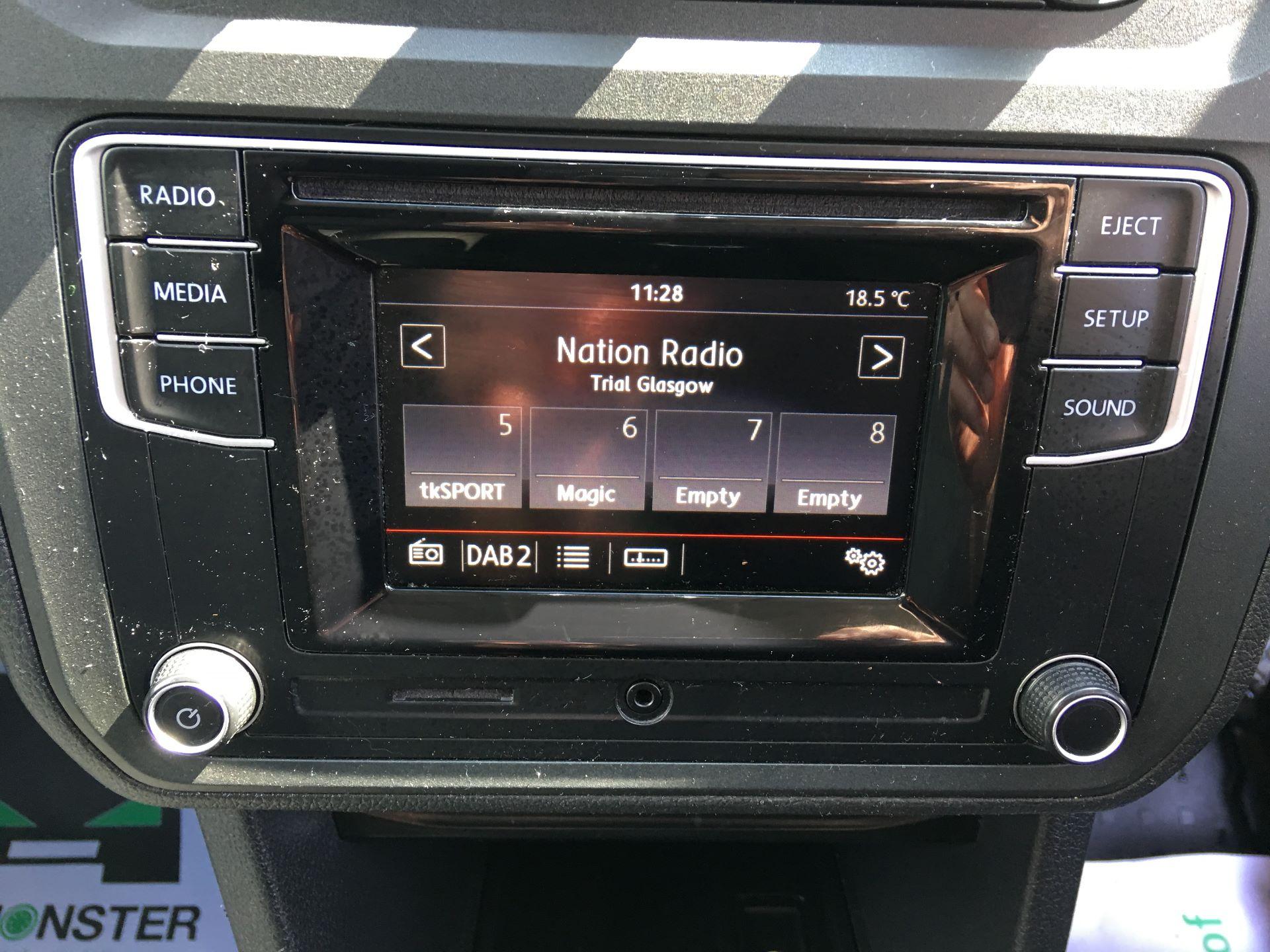 2017 Volkswagen Caddy 2.0 TDI 102PS BMT STARTLINE EURO 6 (GK67SWV) Image 3