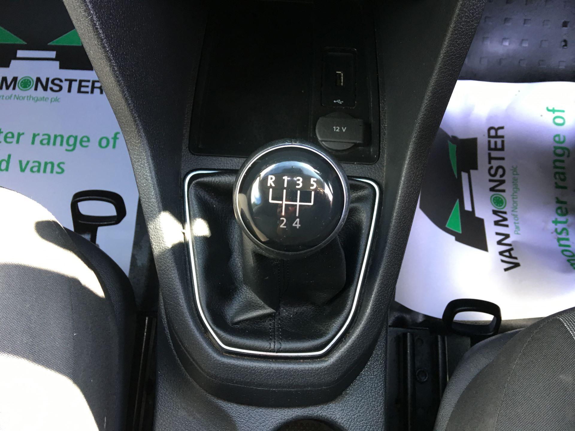 2017 Volkswagen Caddy 2.0 TDI 102PS BMT STARTLINE EURO 6 (GK67SWV) Image 4