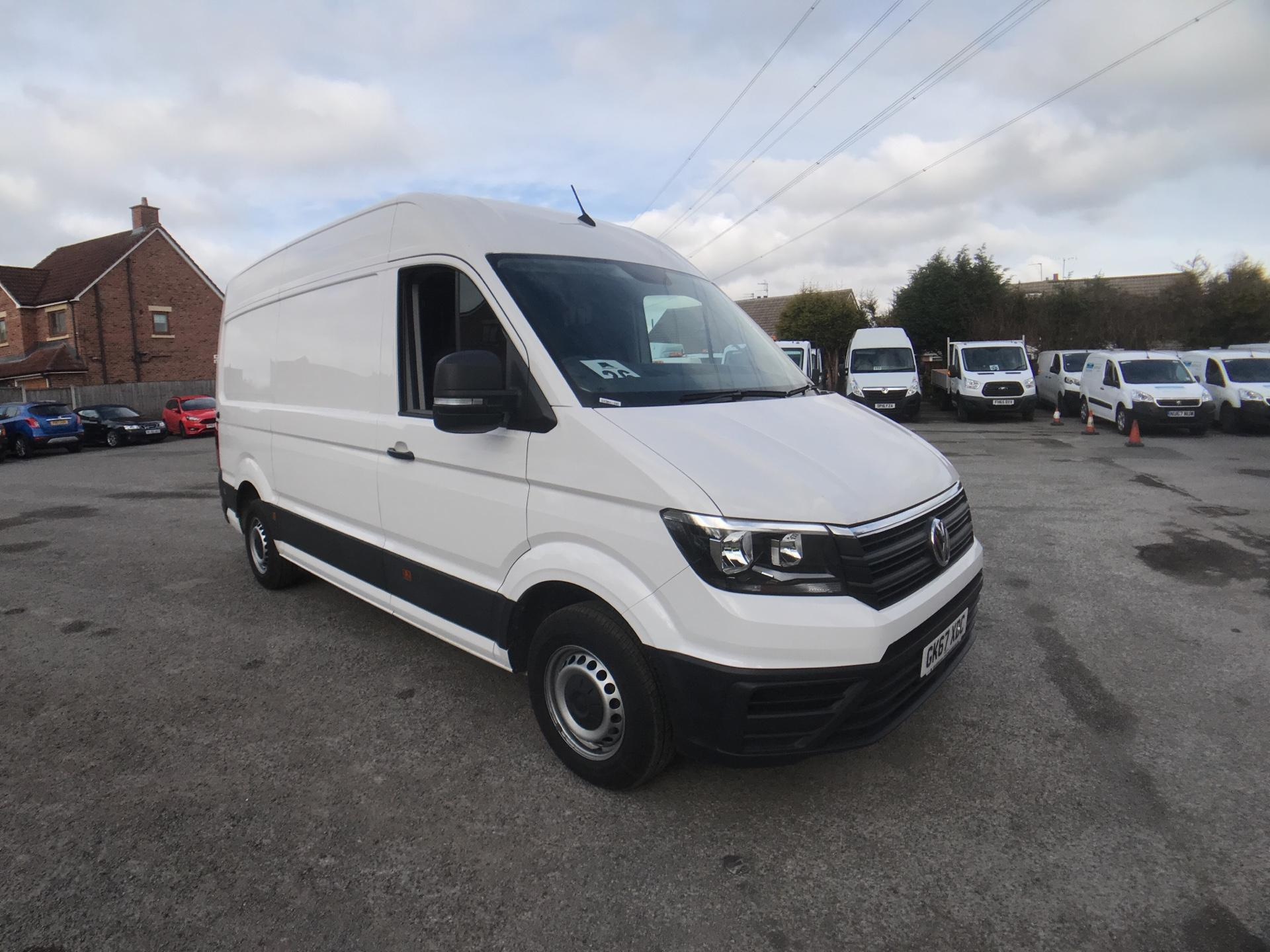 2017 Volkswagen Crafter CR35 2.0TDI MWB HIGH ROOF 140PS TRENDLINE EURO 6 (GK67XDC)