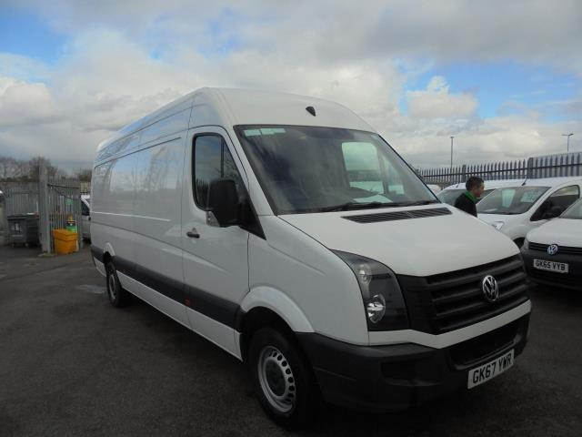 2017 Volkswagen Crafter 2.0 Tdi Bmt 140Ps High Roof Van (GK67YWR)