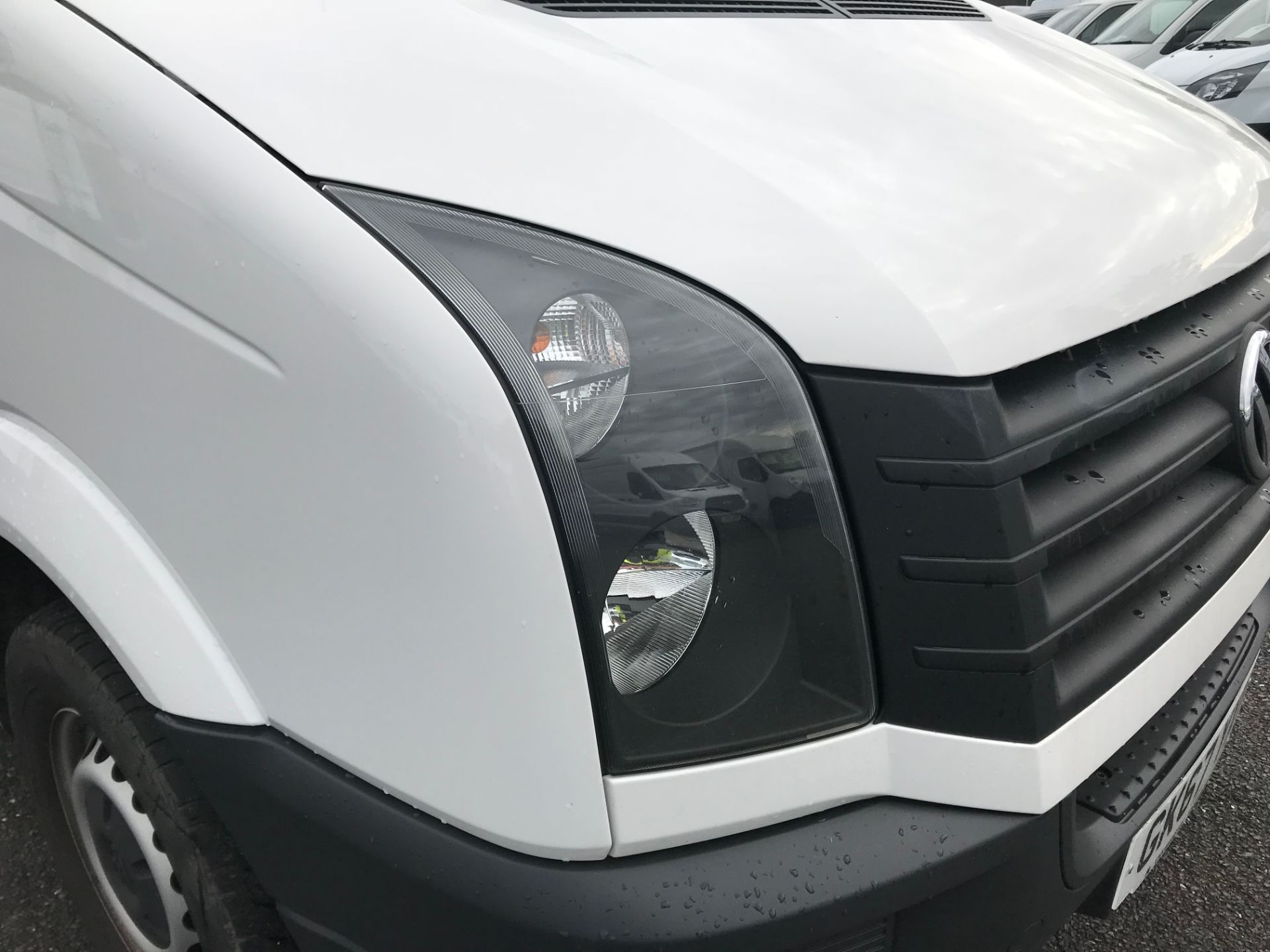2017 Volkswagen Crafter  CR35 LWB  2.0 BMT TDI 140PS H/R EURO6 (GK67YXV) Image 14