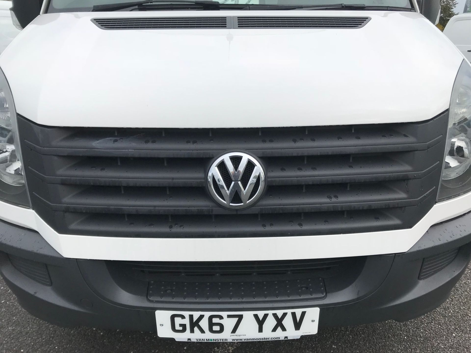 2017 Volkswagen Crafter  CR35 LWB  2.0 BMT TDI 140PS H/R EURO6 (GK67YXV) Image 12