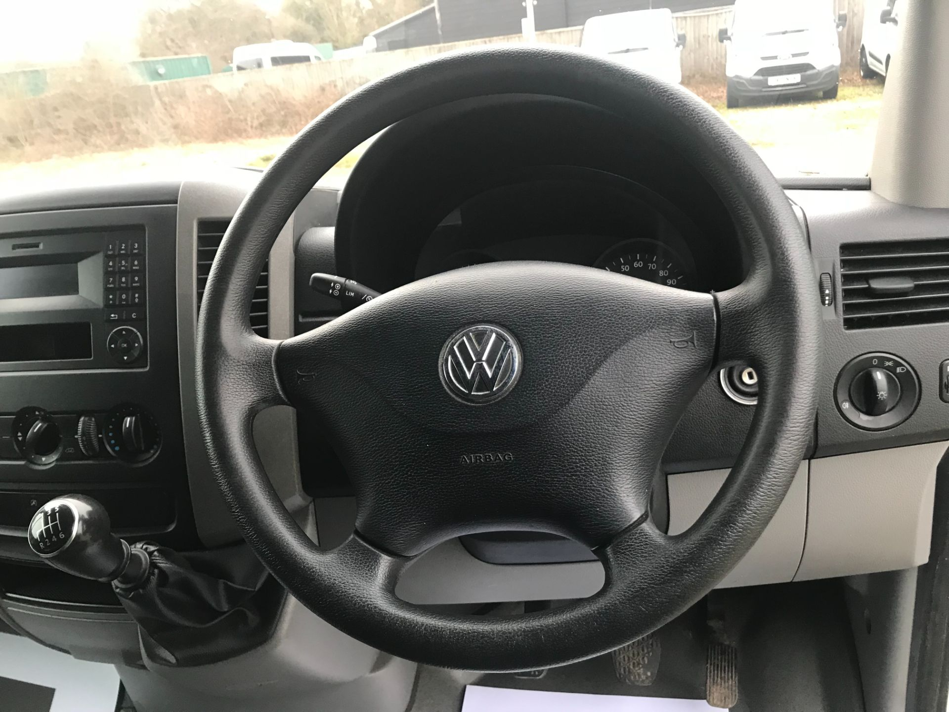 2017 Volkswagen Crafter  CR35 LWB DIESEL 2.0 BMT TDI 140PS HIGH ROOF EURO 6 (GK67YYC) Image 26